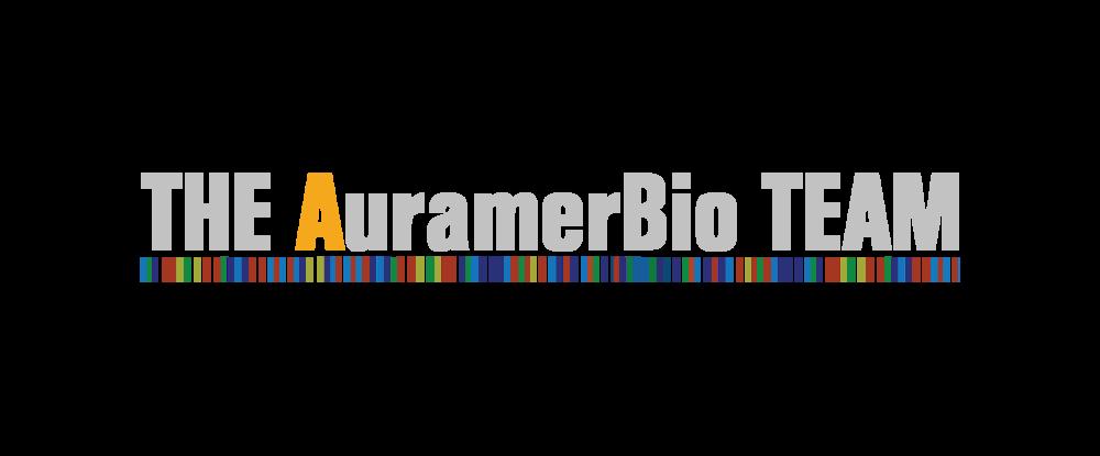AuramerBio aptamer development team