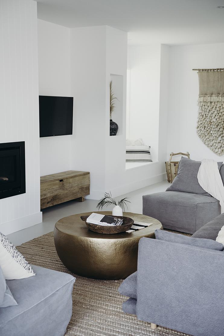 After: Ground Floor - living room