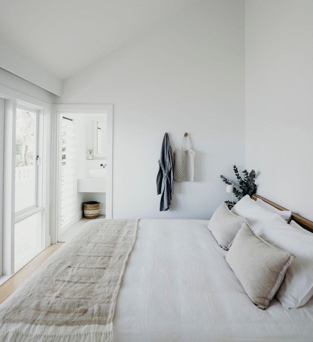 After: Upper Level - Master Bedroom & Ensuite