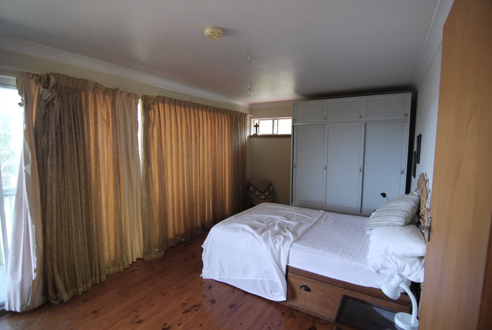 Before: Upper Level - Master Bedroom