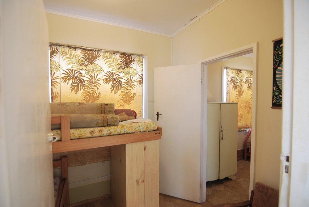 Before: Ground Floor - bedrooms