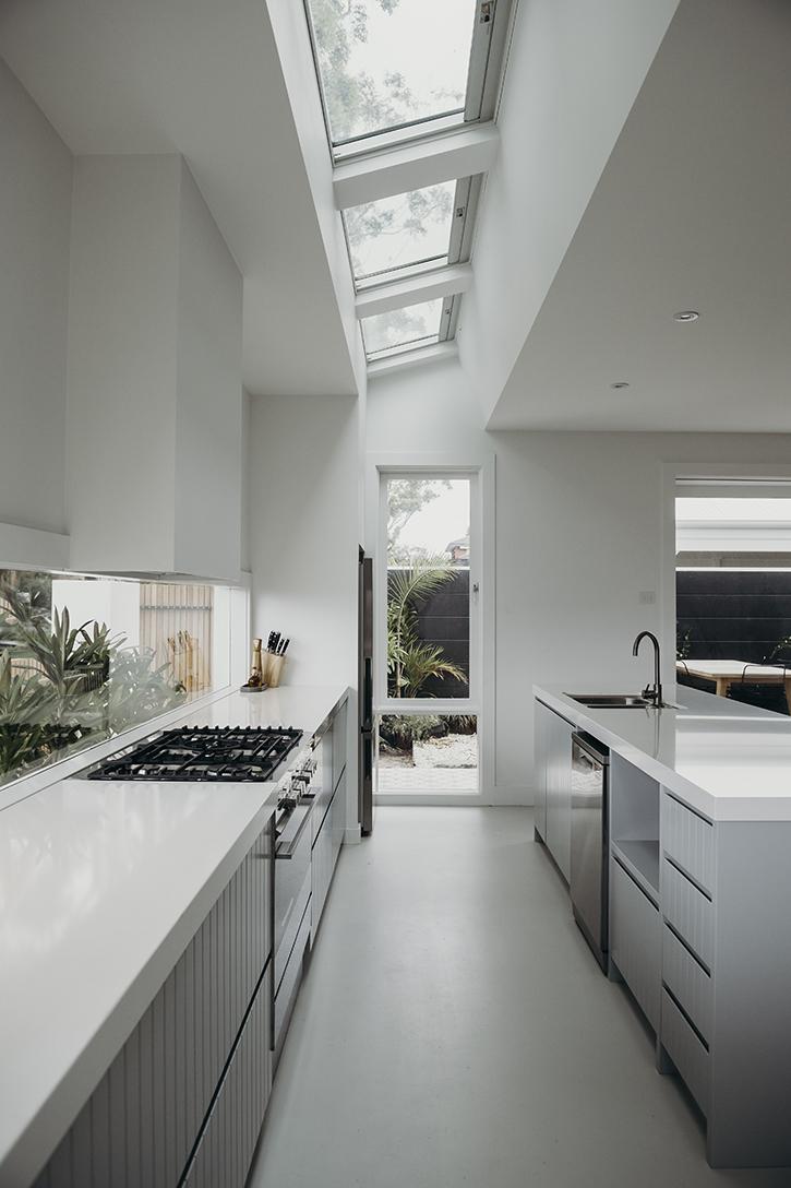 After: Ground Floor - kitchen