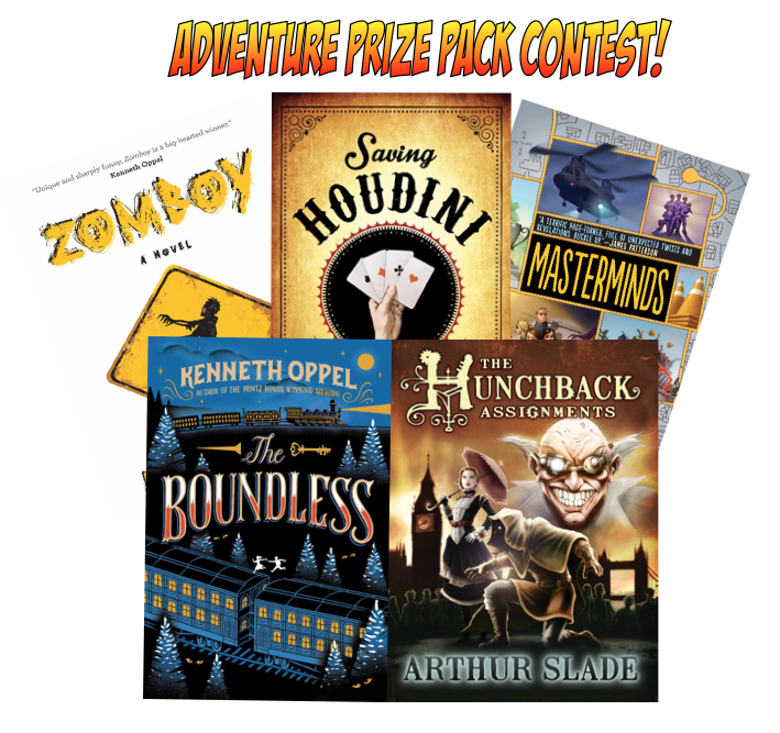 adventure prize pack