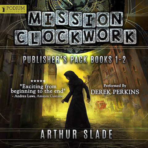 The Brand New Audiobook! Voiced by Derek Perkins. Hear the characters come to amazing life.