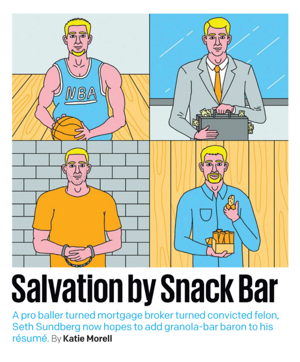 San Francisco Magazine: Salvation by Snack Bar