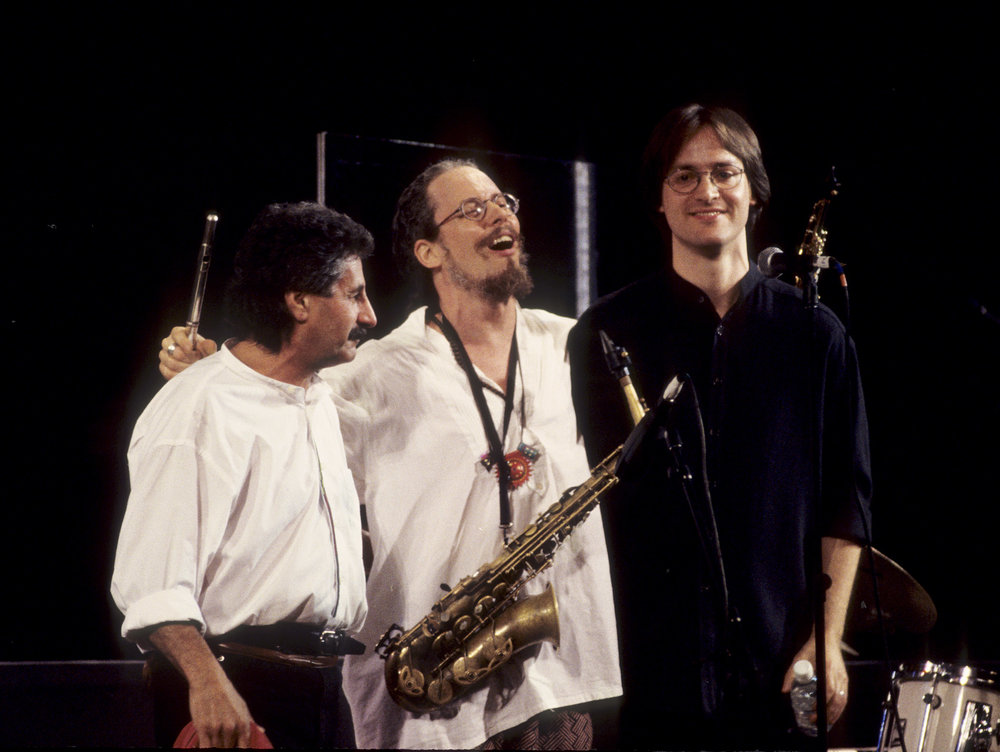 Mario Pavone, Thomas Chapin, Michal Sarin. 199x.