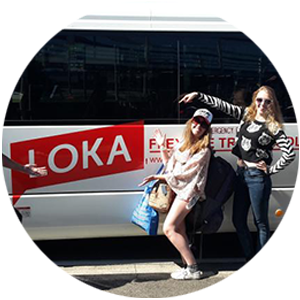 LOKA Sydney to Cairns Guided Tour Pass
