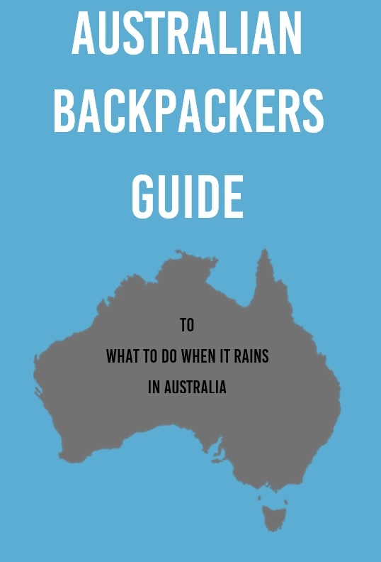 Map Of Australia Meme.Australian Backpackers Guide To What To Do When It Rains Campervan