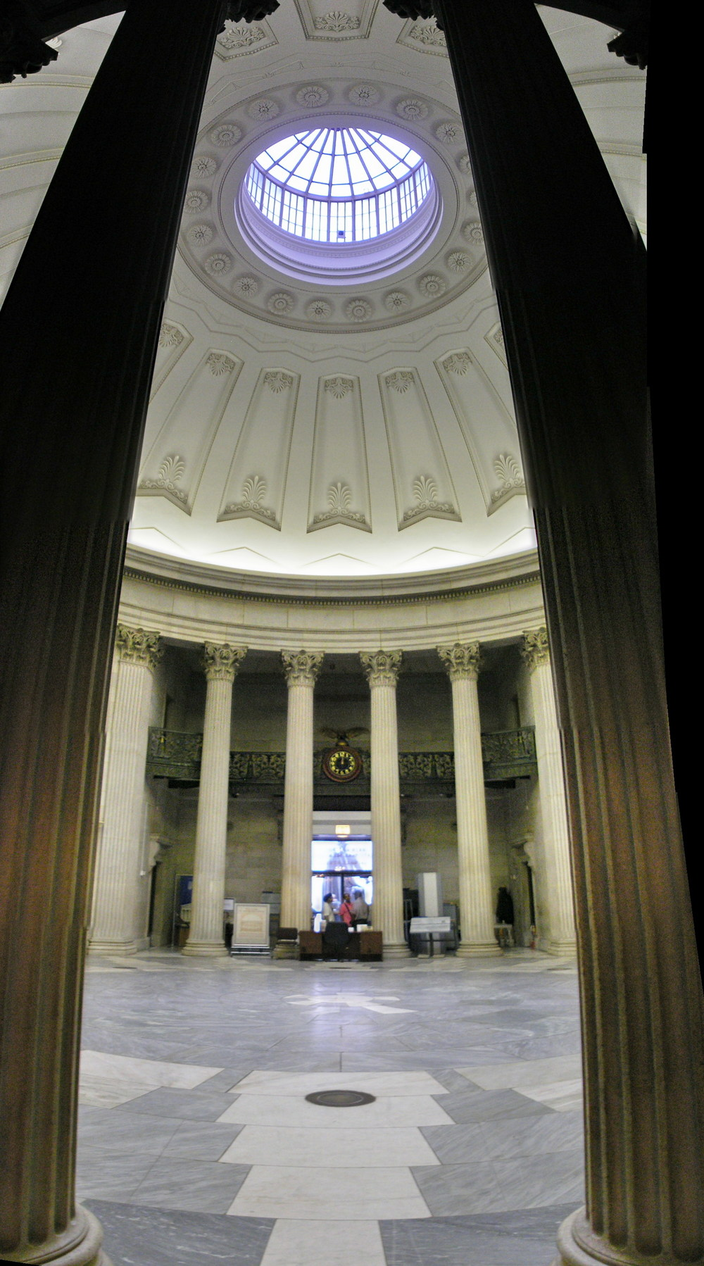 Federal Hall Rotunda