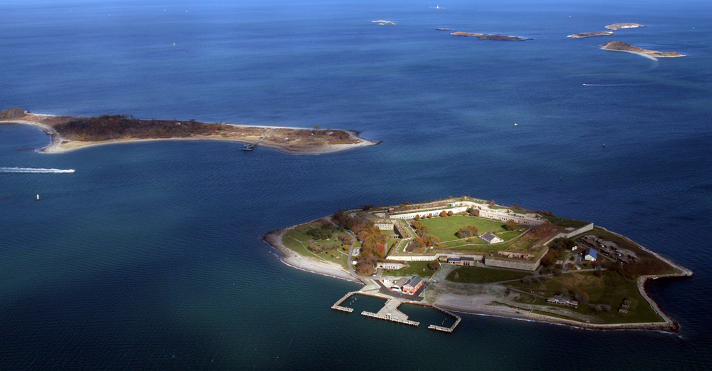 Boston Harbor Islands, photo by Doc Searls / CC BY