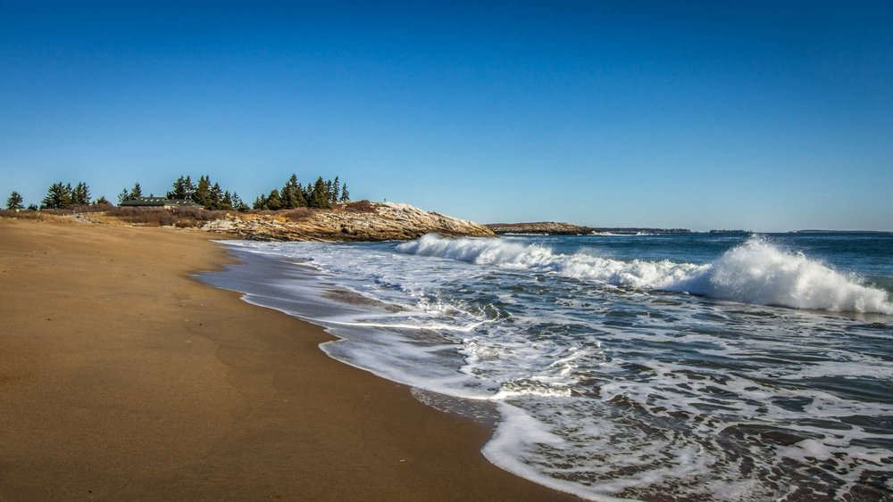 At the Park: Spotlight on Reid State Park in Maine