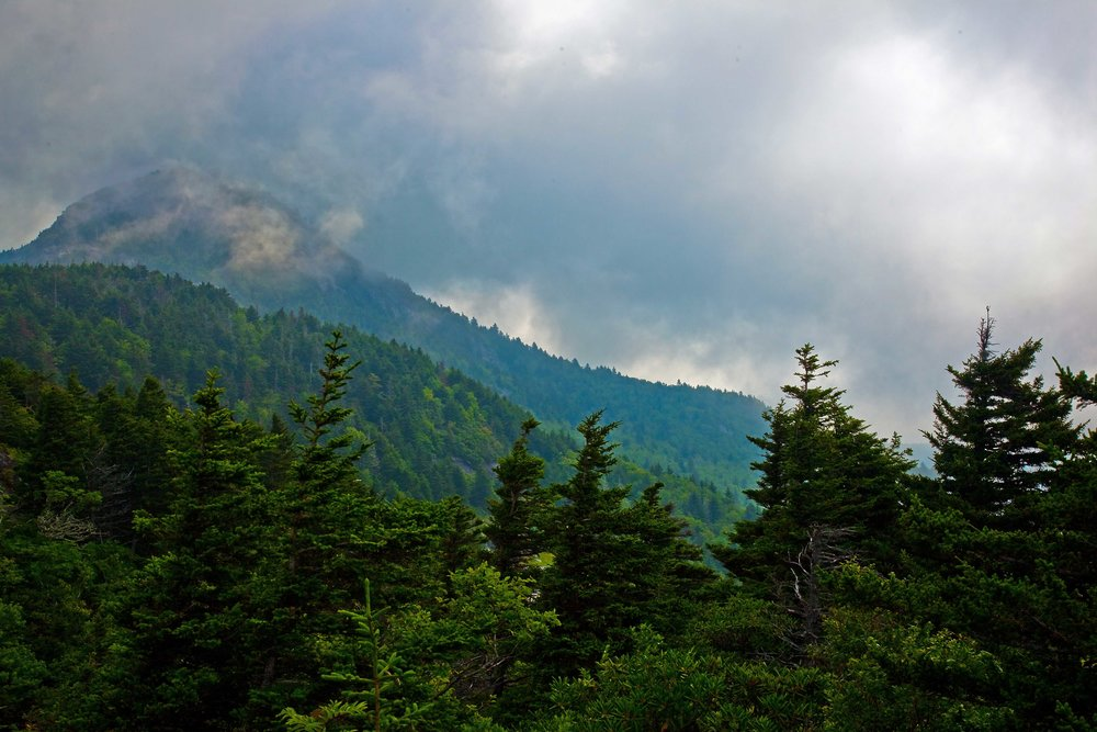 Grandfather Mountain, photo by Forestwander / CC.