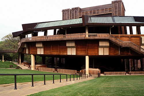 Wolf Trap National Park for the Performing Arts, photo by   Mark Goebel / CC.