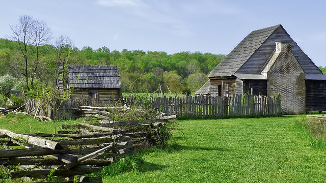 Piscataway Park and National Colonial Farm, photo by F Delventhal / CC.