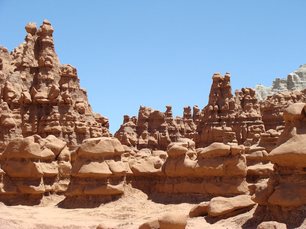 Goblin Valley State Park, photo by jimmythomas / CC.