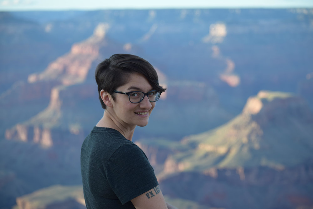 Melissa Faliveno  is the senior editor of  Poets & Writers Magazine,  and producer/cohost of Ampersand: The Poets & Writers Podcast.She holds an MFA in nonfiction writing from Sarah Lawrence College, where she also teaches workshops in magazine writing.