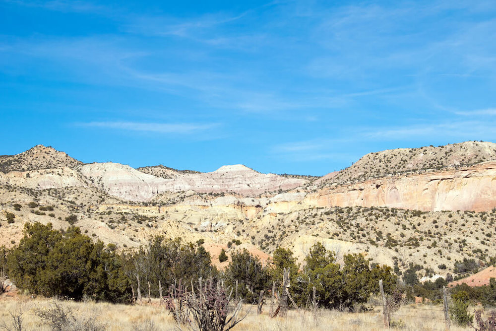 Number 395 (Ghost Ranch, Abiqui, New Mexico)
