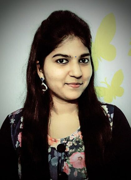 Sravani Singampalli