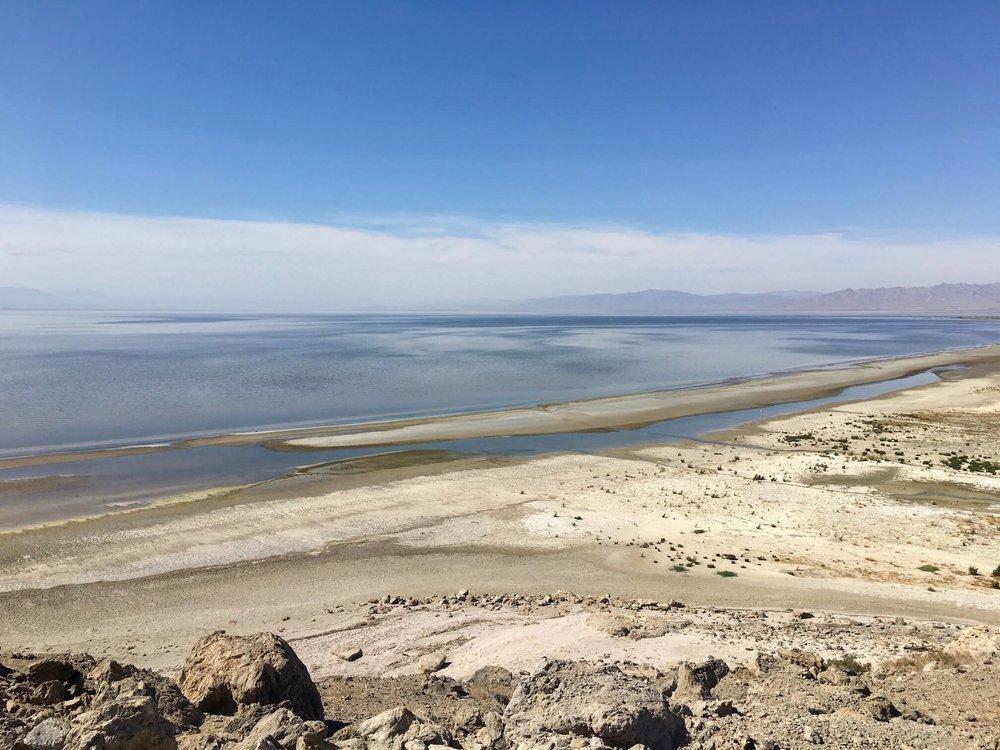 Salton Sea Sonny Bono