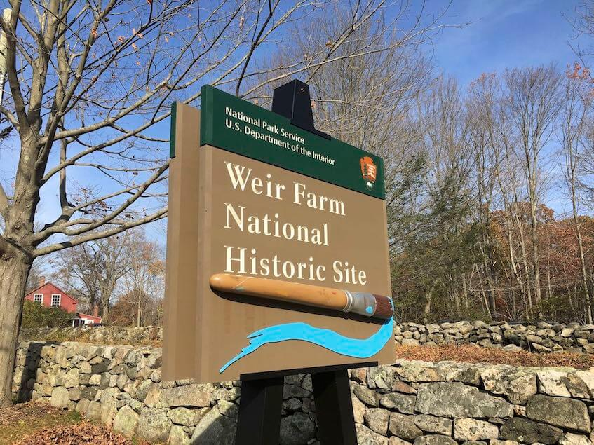 Weir Farm National Historic Site