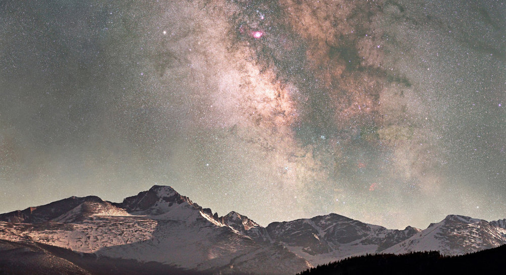 Discovering Night Sky Programs at U.S. National Parks