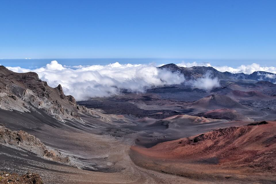 Haleakala National Park, Maui.