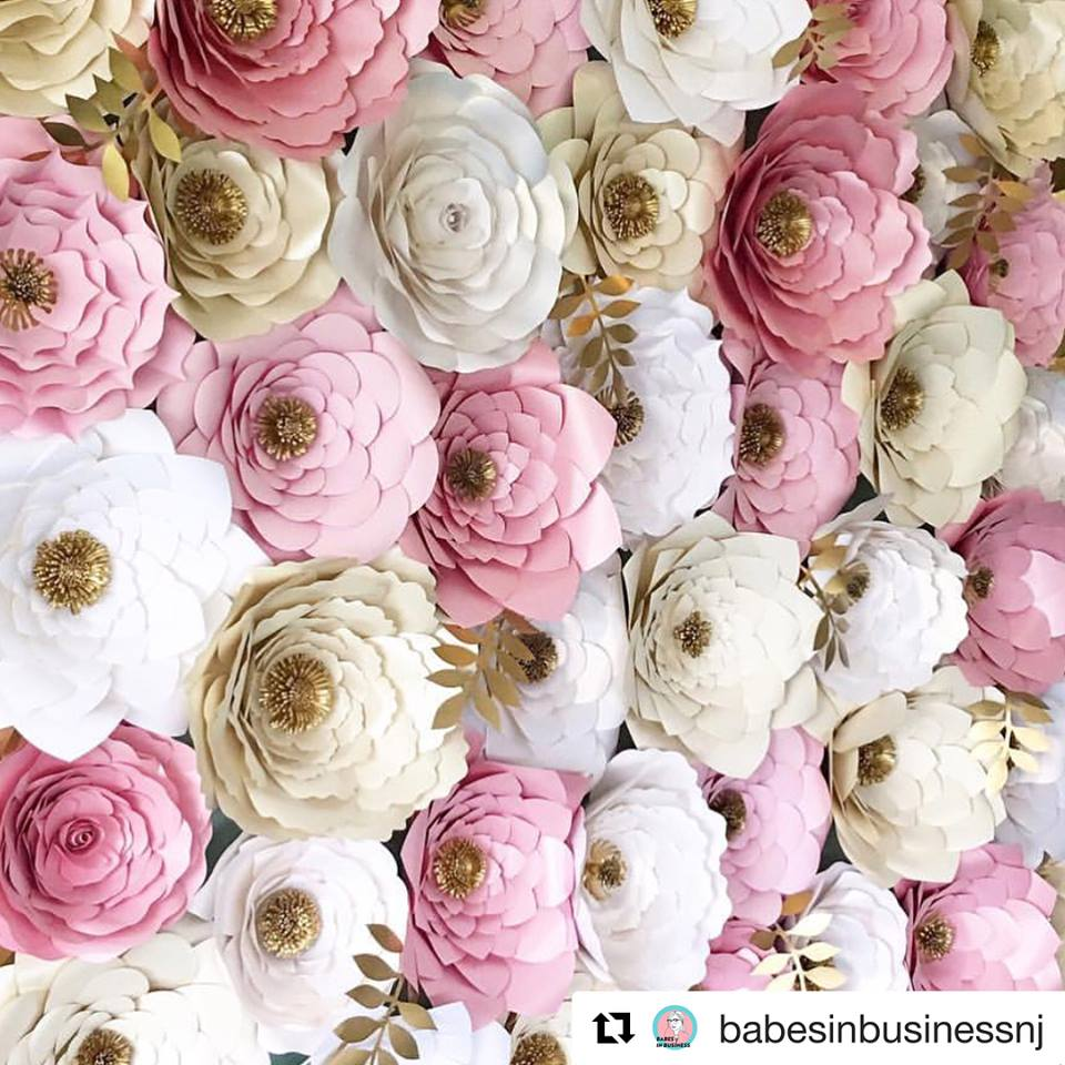 Cristin Kelly Design & Events    Yesterday at 1:10am · Instagram ·   #Repost @babesinbusinessnj  ・・・ Check out the incredible work of @cristinkellydesign! Click the link in our bio to read our latest interview with her and learn more about her company. She will be at the next Babes In Business with one of her AMAZING designs for you to be photographed in front of by @thelittledetour Does it get any better?!!!🌺🌸🌺🌸🌺🌸🌺🌸It does!!! @thelittledetour is offering professional head shots for $25 you can learn more & sign up through the link in our bio!! | #paperflowerwall  #handmade  #stylishparties  #paperflowers  #cristinkellydesign  @ Porta Asbury Park