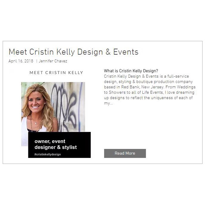 Check out my latest interview with @babesinbusinessnj!✨Link in their bio!🙌🏻| #bossbabe  #girlboss  #cristinkellydesign @ Porta Asbury Park