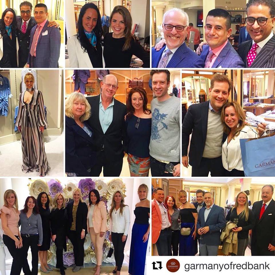 """#Repost @garmanyofredbank ・・・  #AboutLastNight """"In Good Taste"""" was a beautiful and intimate evening with @etonshirts and @corneliani_official sponsored by The Noone Group, Merrill Lynch, Pierce, Fenner & Smith Inc. featured artisanal Swedish and Italian cheeses by @cheesecaverb, Swedish whisky and Italian wine pairings by @galloswinecellar. Ice cream tastings by @hoffmansicecream #SpringHasSprung  #InGoodTaste  #SipAndShop  #MeetYouAtGarmany  #SocialSeason  #SS18  #Collections  #StyleConsultants  #OnlyTheBest  #GlobalStyle  GARMANY.COM 