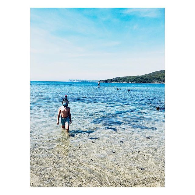 #beachdays #snorkelling #happyholidays