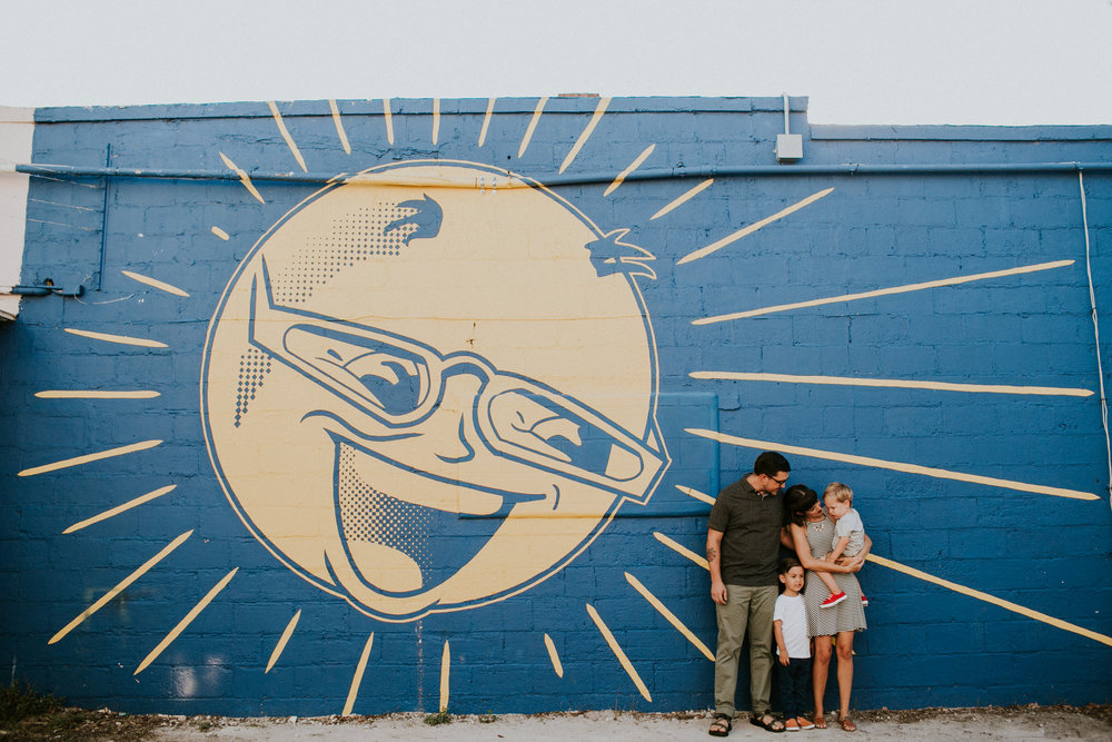 Downtown St Pete Family Session Murals1.JPG
