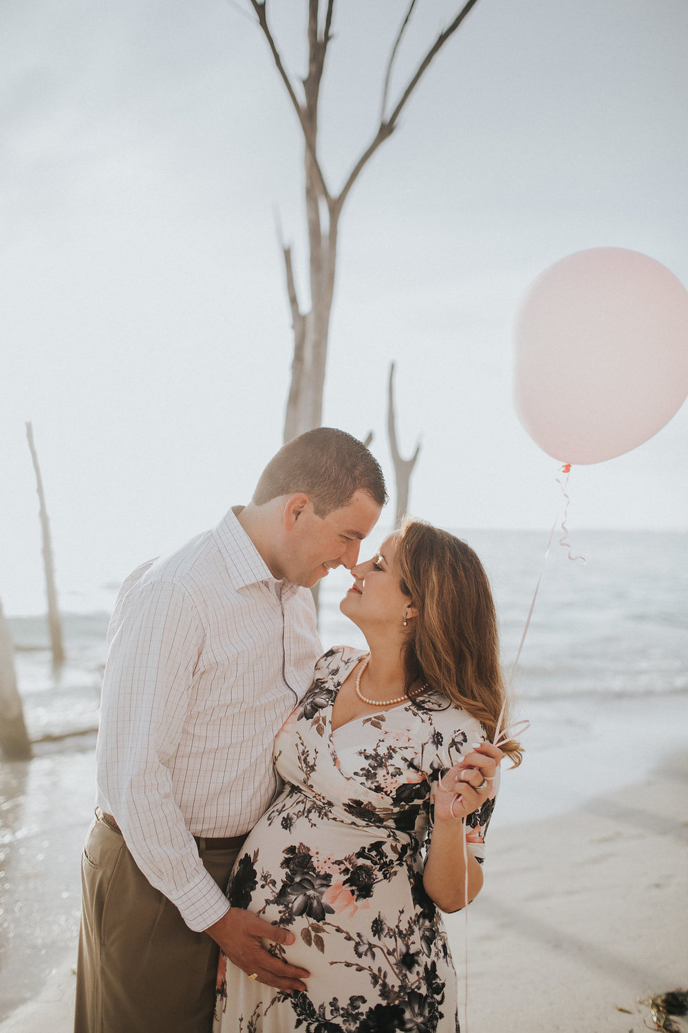 longboat key floral maternity session at beer can island moody_07.jpg