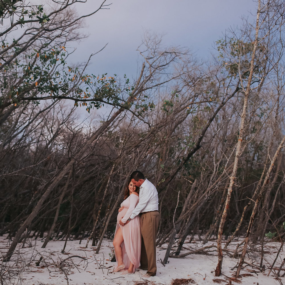 longboat key floral maternity session at beer can island moody_39.jpg
