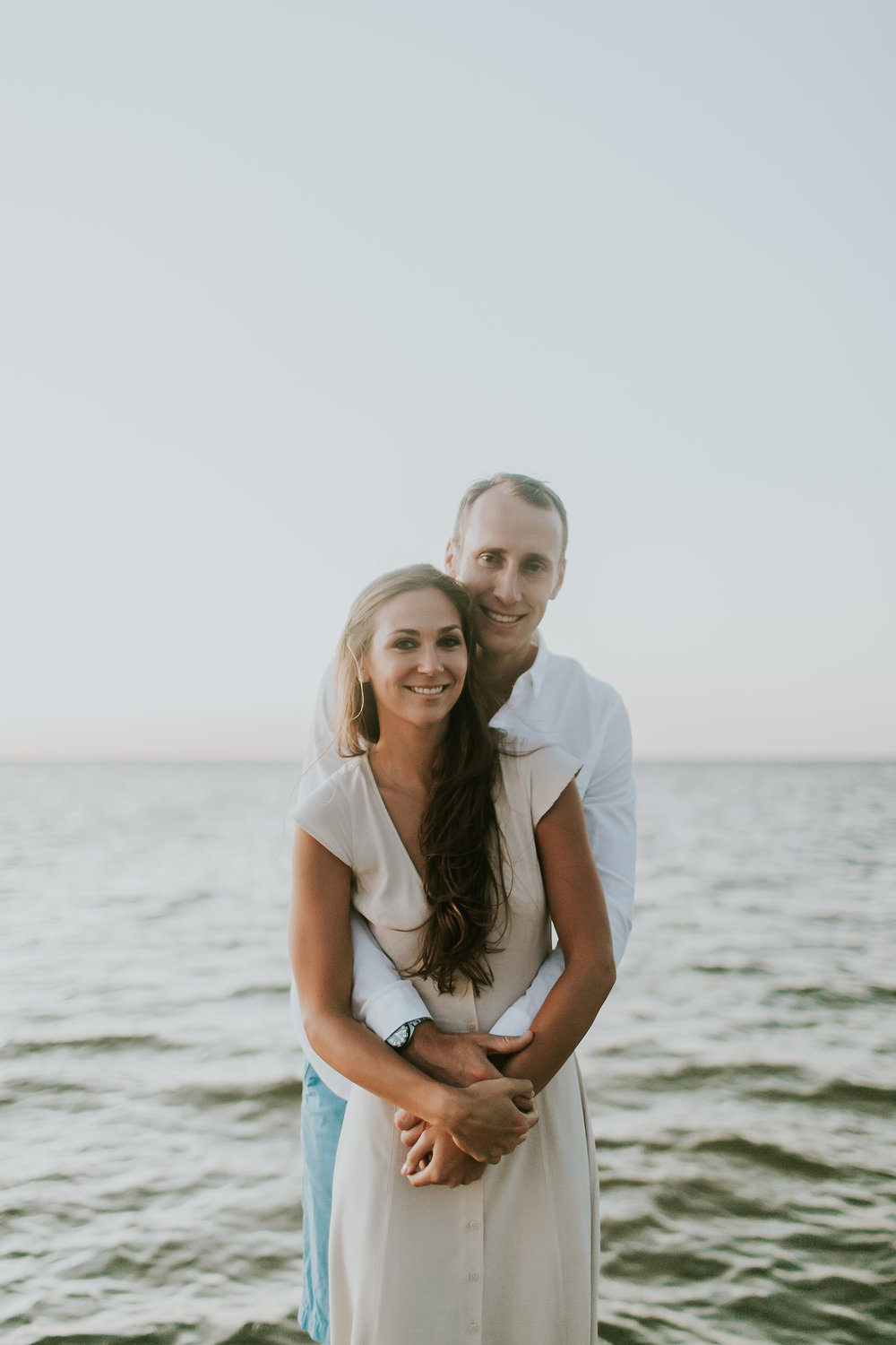 North Shore Park Sunrise Engagement Session St Pete Florida_03.jpg