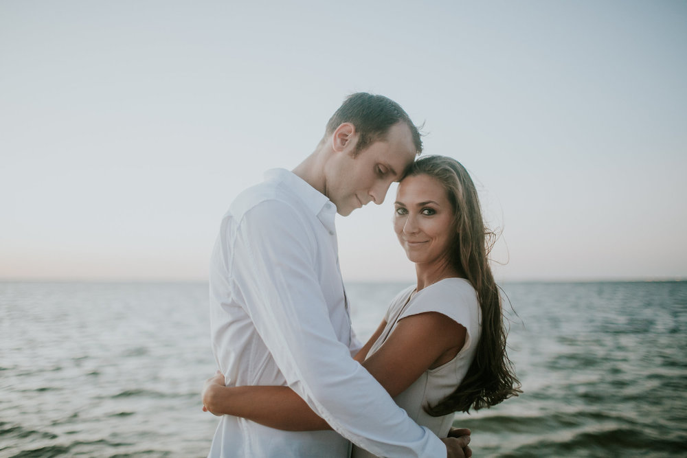 North Shore Park Sunrise Engagement Session St Pete Florida_09.jpg
