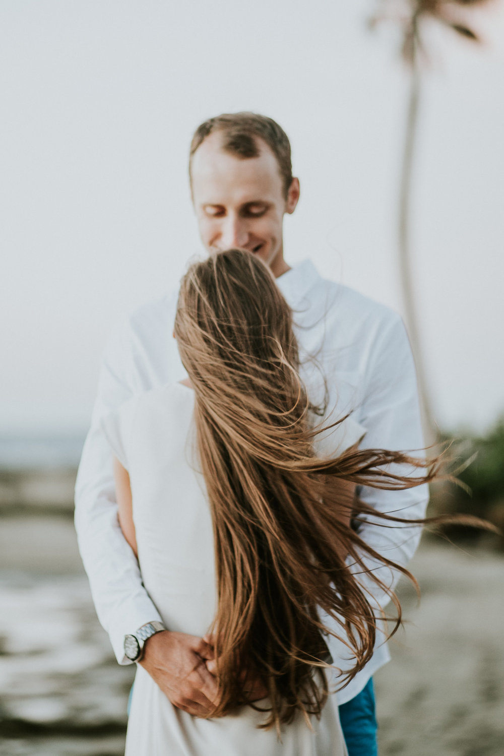 North Shore Park Sunrise Engagement Session St Pete Florida_17.jpg
