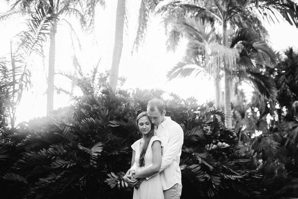 North Shore Park Sunrise Engagement Session St Pete Florida_20.jpg