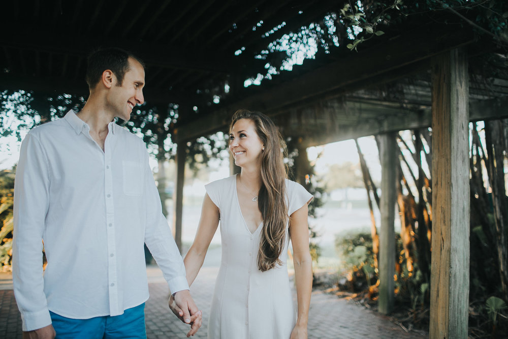 North Shore Park Sunrise Engagement Session St Pete Florida_23.jpg