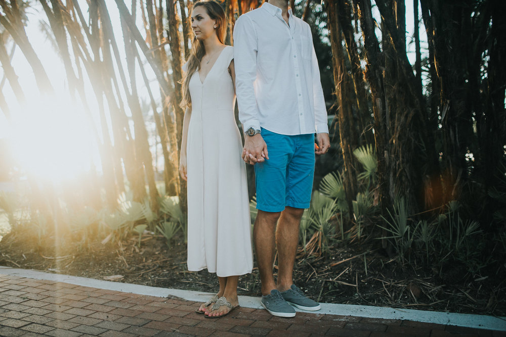 North Shore Park Sunrise Engagement Session St Pete Florida_25.jpg