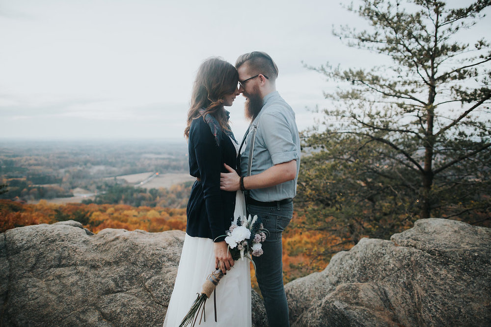 Georgia mountain elopement photographer sawnee mountain wedding_010.jpg
