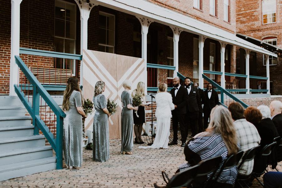 Sam & Craig CL Space Ybor Industrial Wedding -80.jpg