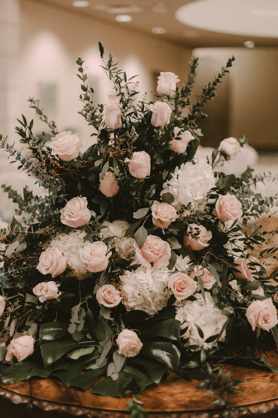 Neely rose gold boho wedding in st pete vinoy A and be Miami first baptist of st pete park shore grill Tampa Wedding Photographer -1.jpg
