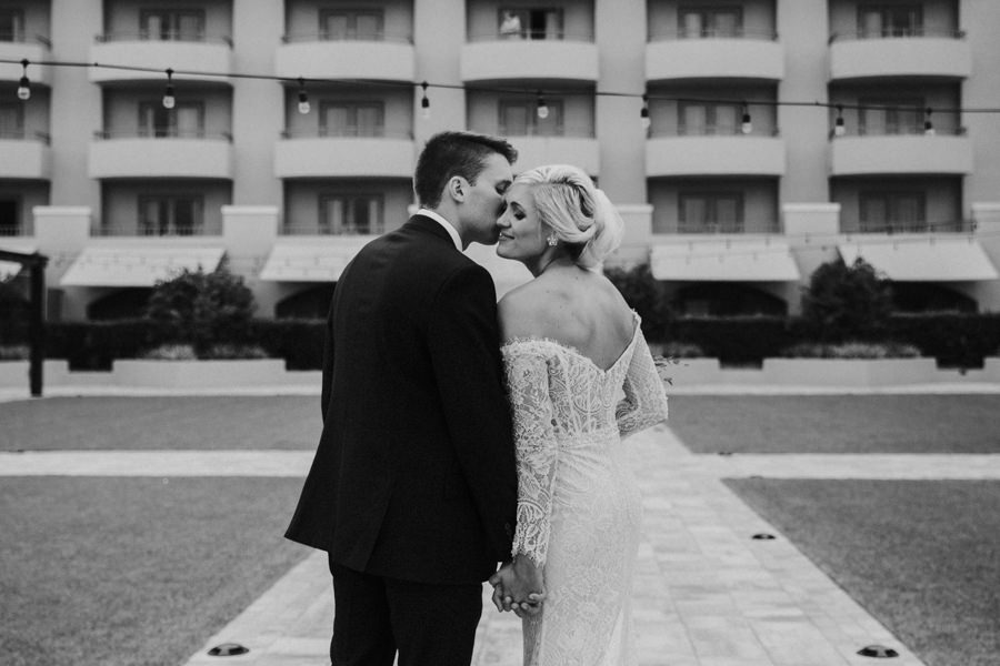 Neely rose gold boho wedding in st pete vinoy A and be Miami first baptist of st pete park shore grill Tampa Wedding Photographer -106.jpg