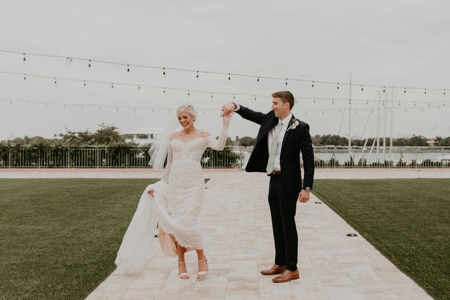 Neely rose gold boho wedding in st pete vinoy A and be Miami first baptist of st pete park shore grill Tampa Wedding Photographer -112.jpg