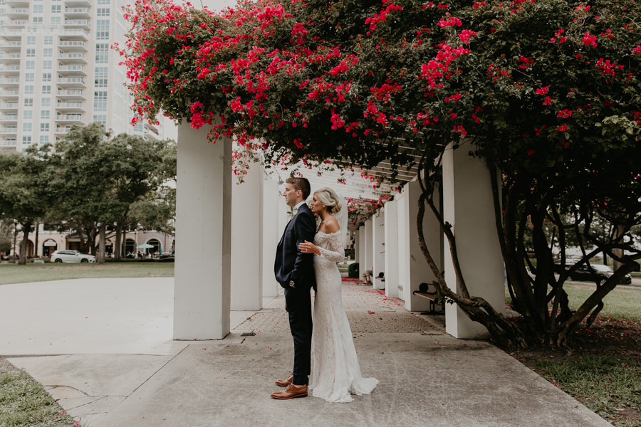 Neely rose gold boho wedding in st pete vinoy A and be Miami first baptist of st pete park shore grill Tampa Wedding Photographer -139.jpg