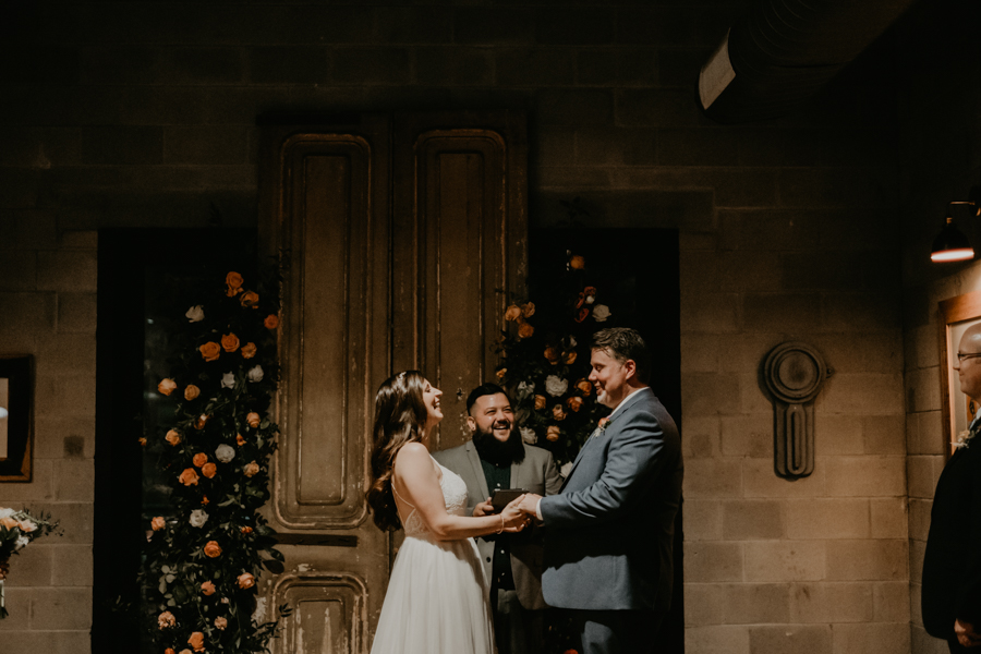 Stephanie And Kent Bailey Tampa Florida Romantic Wedding At Coppertail Brewery in Ybor Florist Fire BHLDN Mis En Place Ibex String Quartet Let Them Eat Cake -2.jpg