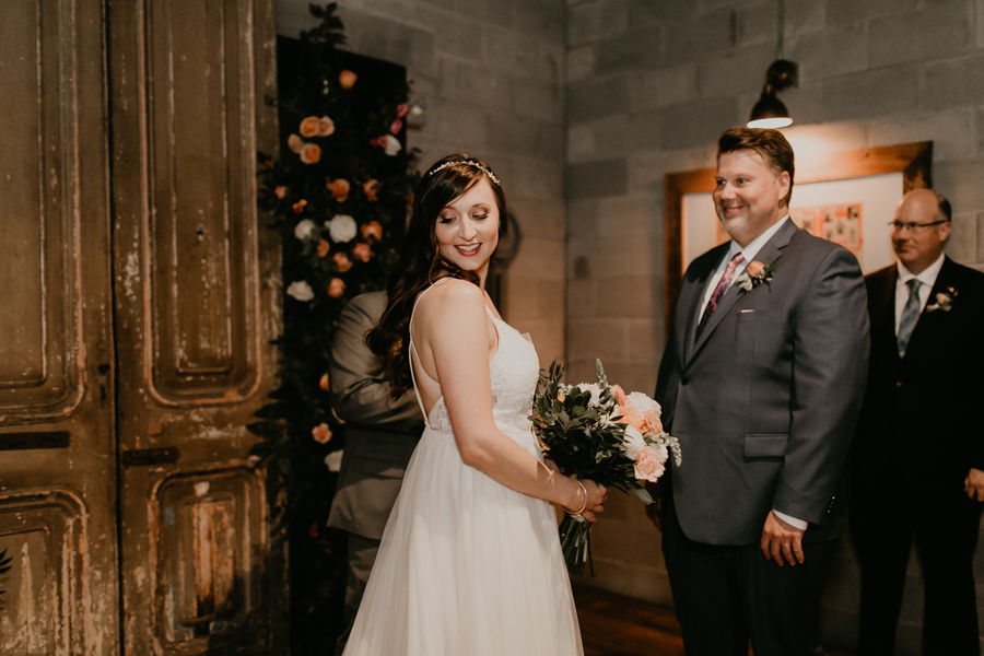 Stephanie And Kent Bailey Tampa Florida Romantic Wedding At Coppertail Brewery in Ybor Florist Fire BHLDN Mis En Place Ibex String Quartet Let Them Eat Cake -39.jpg