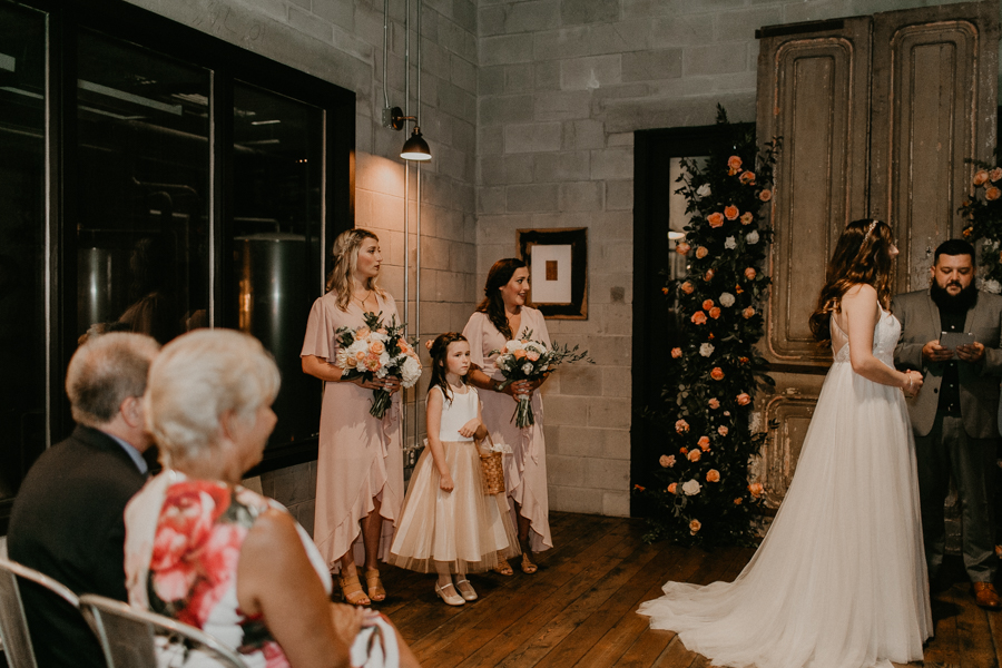 Stephanie And Kent Bailey Tampa Florida Romantic Wedding At Coppertail Brewery in Ybor Florist Fire BHLDN Mis En Place Ibex String Quartet Let Them Eat Cake -41.jpg