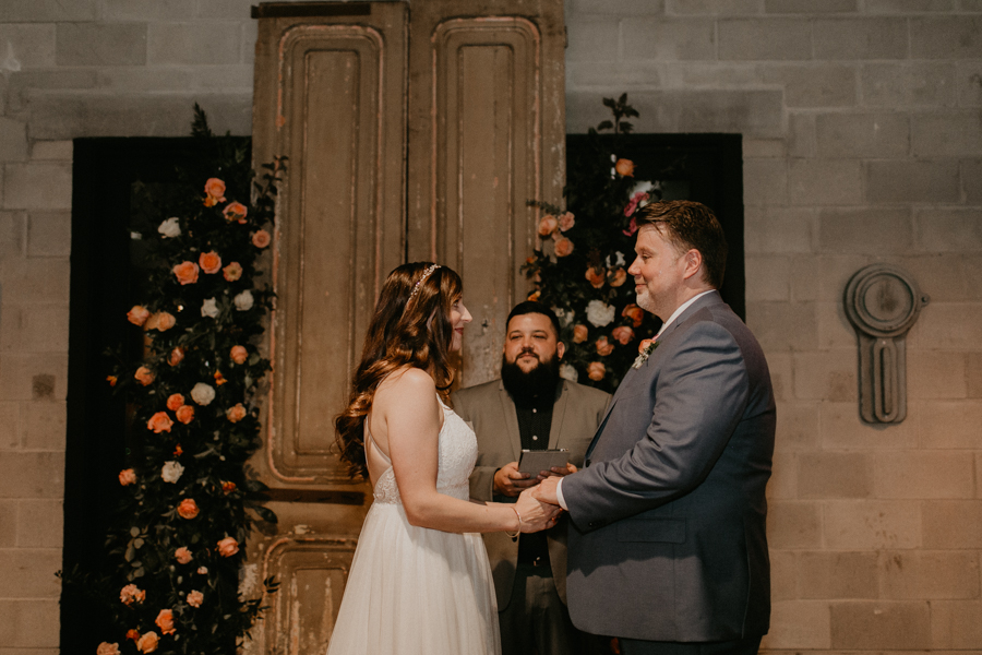 Stephanie And Kent Bailey Tampa Florida Romantic Wedding At Coppertail Brewery in Ybor Florist Fire BHLDN Mis En Place Ibex String Quartet Let Them Eat Cake -45.jpg