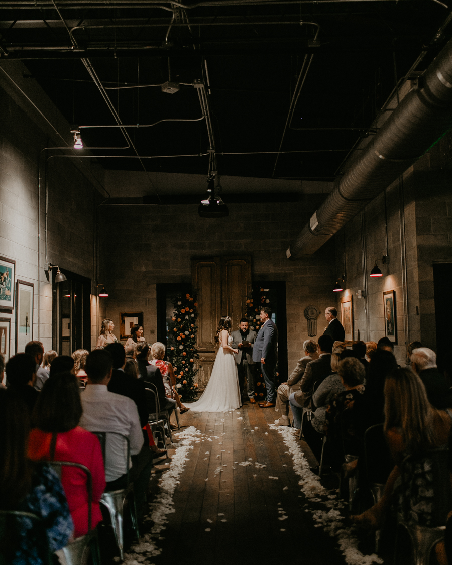 Stephanie And Kent Bailey Tampa Florida Romantic Wedding At Coppertail Brewery in Ybor Florist Fire BHLDN Mis En Place Ibex String Quartet Let Them Eat Cake -44.jpg